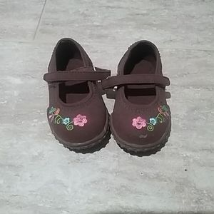 Brown Toddler Shoes